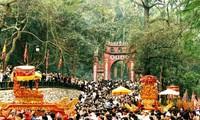 富寿省加强宣传与弘扬雄王祭祀信仰和川歌