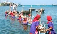 黄沙戍边军犒军仪式及沿海渔民传统文化
