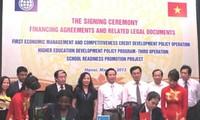 世界银行在医疗服务和科技研究方面向越南提供资助