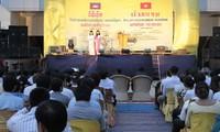 越柬加强农业合作