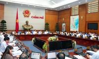 越南政府总理阮晋勇主持1月政府工作例会
