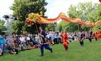 德国越南文化日在波茨坦市举行