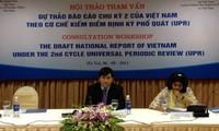 越南严格落实联合国人权理事会普遍定期审查机制