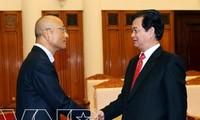 越南高度评价韩国三星集团积极对越投资