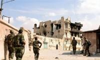 叙利亚一名反对派指挥官阵亡