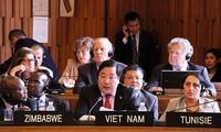 越南良好履行联合国教科文组织执行局委员职责