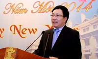 西班牙支持越南同欧盟发展关系
