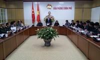 武文宁主持可持续减贫中央指导委员会会议