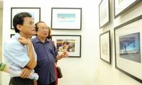 """""""越南海洋海岛主权""""图片展在河内举行"""