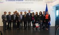 推动越南-欧盟关系发展