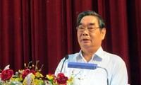越共中央宣教部部长丁世兄:主动积极尽快将越共11届9中全会的观点方针落到实处