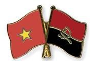 越南工贸部副部长对安哥拉进行工作访问