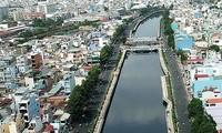 胡志明市与日本泉大津市合作发展海港