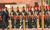 中印从存有争议的边界地区撤军