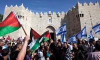 欧盟起草有关以巴和平协议的联合国安理会决议草案