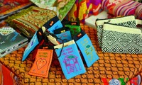 在意大利推介越南美术手工艺品
