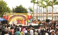 越南在中国香港推介民族文化