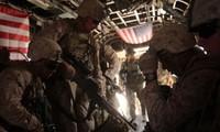美国军事目标遭恐怖袭击的威胁