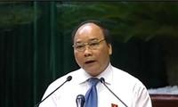 阮春福副总理:完善规划工作,将规划与发展生产和稳定居民生活相结合