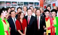 戏剧艺术家要在越南与国际友人间发挥桥梁作用