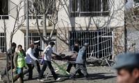 欧盟驻阿富汗警察特派团车队遭到自杀式炸弹袭击