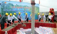 广宁省云屯岛县5个乡接入国家电网项目落成