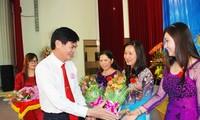 越南妇联第11届中央委员会第5次会议在河内举行