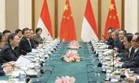 中印尼同意加强经济合作