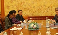 韩国-中国讨论朝核问题