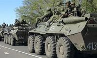 俄罗斯和北约对美国向乌克兰提供武器提出警告