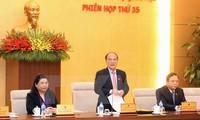 越南国会常委会讨论《国家预算法修正案》