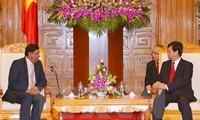 越南和斯里兰卡希望推动多个领域合作