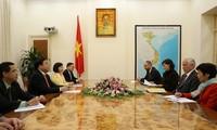 匈牙利是越南大型贸易伙伴