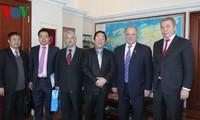 俄罗斯国家杜马关心并支持越南举办各项大型活动 促进俄越合作