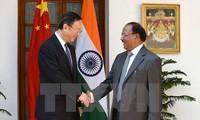 中印承诺保障边境地区和平