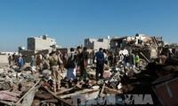 阿盟支持空袭也门