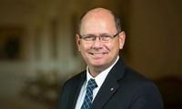 瑞典议会议长开始对越南进行正式访问