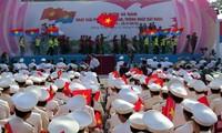 越南各地纷纷举行南方解放国家统一40周年纪念活动