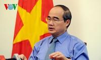 越南南方解放国家统一四十周年纪念活动在全国各地举行