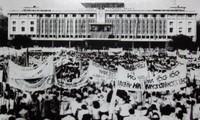外国媒体高度评价越南四三零胜利的意义