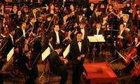 越南国家音乐学院教师——男歌手福捷