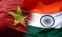 促进越印经贸和旅游合作
