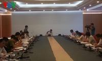 越南国会民愿委员会实施接待上访公民协作配合计划服务第13届国会第9次会议