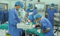 Vinmec 国际综合医院成功进行肝门静脉曲张症手术