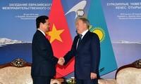 越南-欧亚经济联盟自贸协定:经贸关系的突破