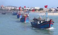庆和省渔民决心赴长沙黄沙海域捕捞