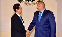 越南和保加利亚面向战略伙伴关系