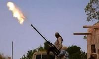 """""""伊斯兰国""""组织夺得利比亚一个沿海城镇的控制权"""