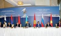 越南与欧亚经济联盟的自贸协定创造发展机会