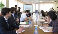 """""""越南与亚欧经济联盟(EAEU)成立共同贸易区""""研讨会在俄罗斯举行"""
